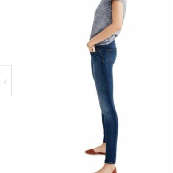 Madewell Denim - Madewell Womens 29 Roadtripper Jeans High Rise